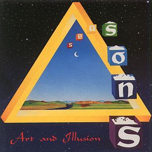 Art And Illusion - Seasons CD (album) cover