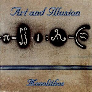 Art And Illusion - Monolithos CD (album) cover