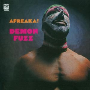 Demon Fuzz - Afreaka! CD (album) cover