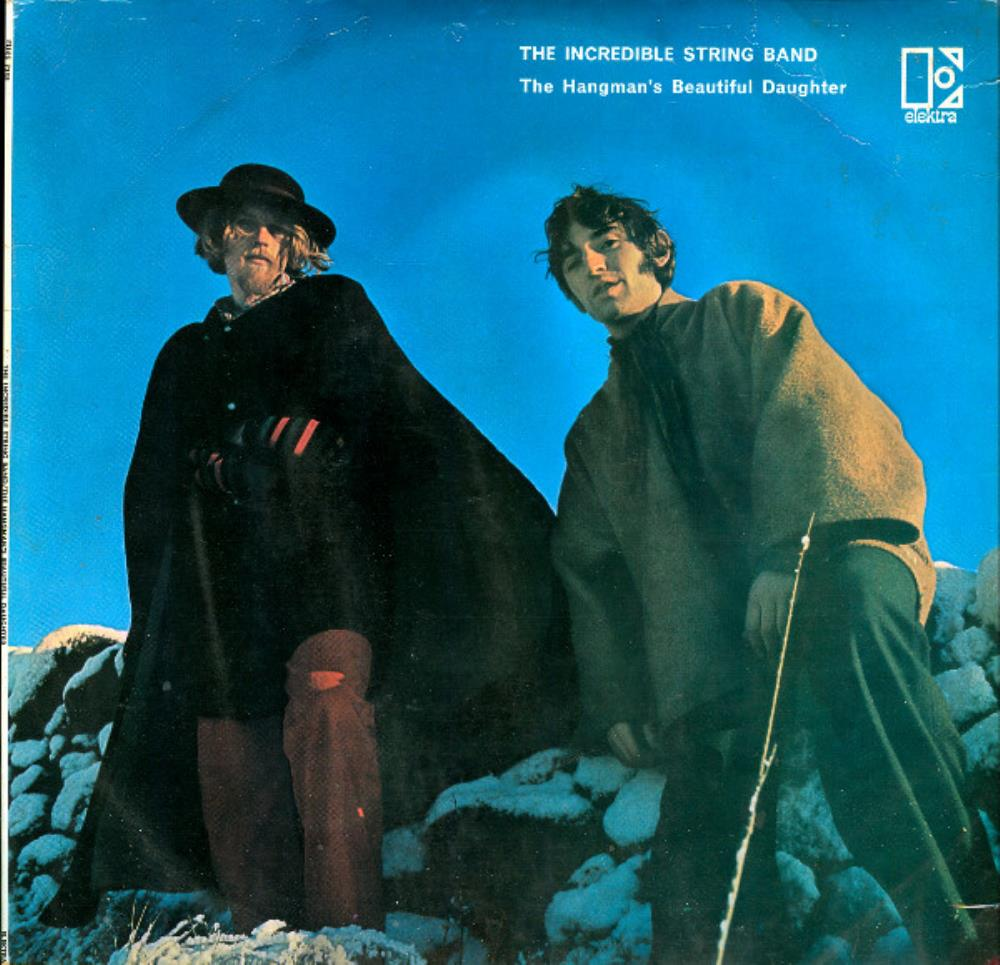 The Hangman's Beautiful Daughter by INCREDIBLE STRING BAND, THE album cover
