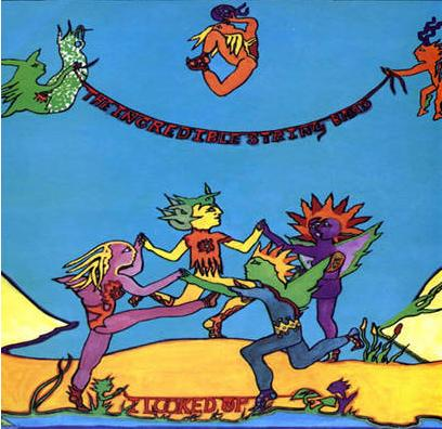The Incredible String Band I Looked Up album cover