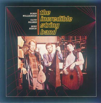 The Incredible String Band by INCREDIBLE STRING BAND, THE album cover