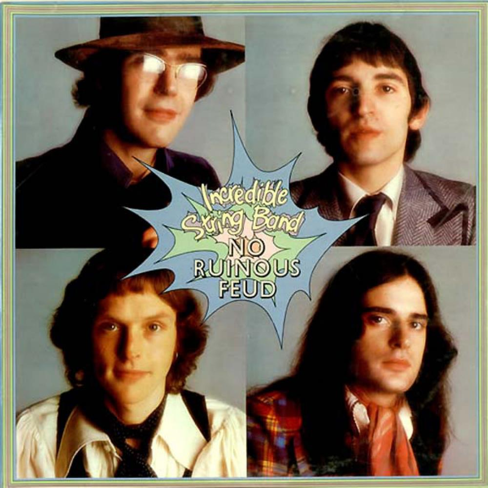 No Ruinous Feud by INCREDIBLE STRING BAND, THE album cover