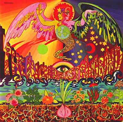 The 5000 Spirits or the Layers of the Onion by INCREDIBLE STRING BAND, THE album cover