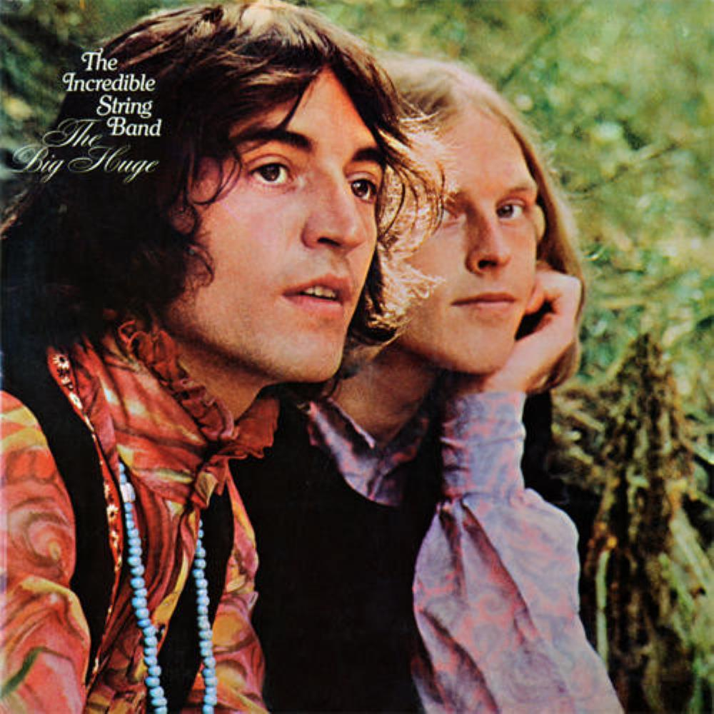 The Incredible String Band The Big Huge album cover