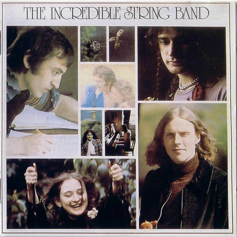 The Incredible String Band Earthspan album cover