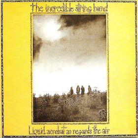 Liquid Acrobat as Regards the Air by INCREDIBLE STRING BAND, THE album cover
