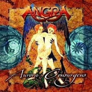 Angra - Aurora Consurgens CD (album) cover
