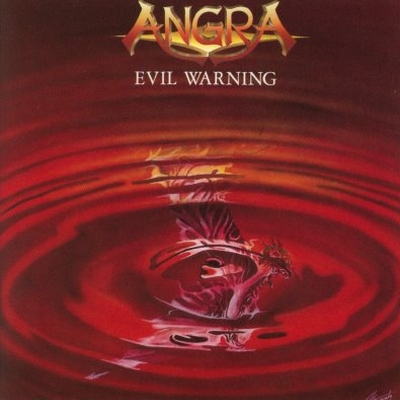 Angra Evil Warning  album cover