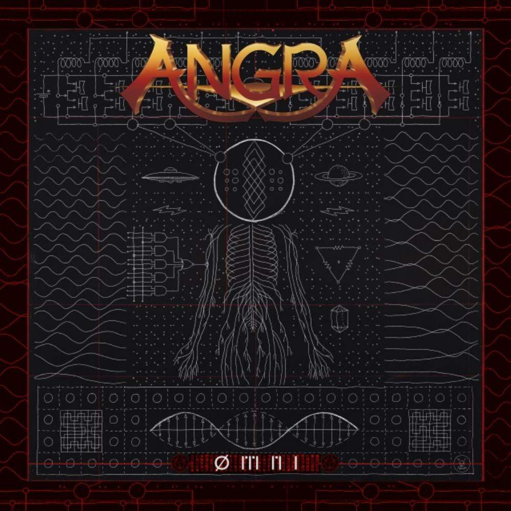 Angra Ømni album cover