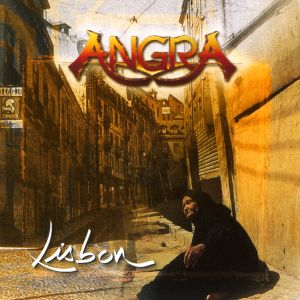 Angra Lisbon album cover