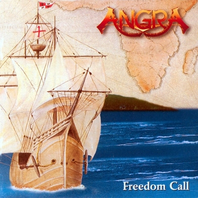 Freedom Call by ANGRA album cover