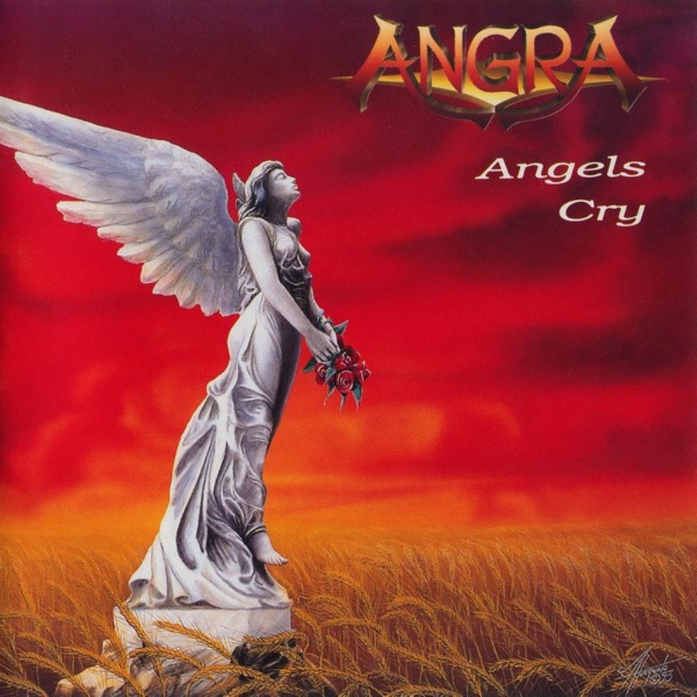 Angels Cry by ANGRA album cover