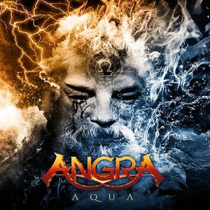 Angra - Aqua CD (album) cover