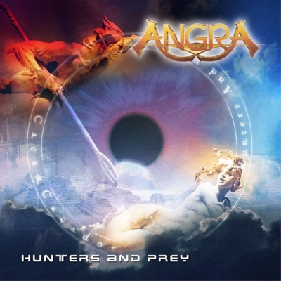 Angra - Hunters And Prey CD (album) cover