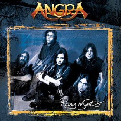 Angra Rainy Nights album cover