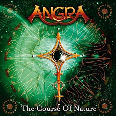 Angra - The Course Of Nature CD (album) cover