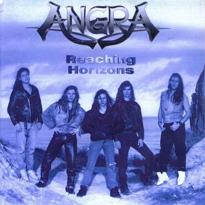 Angra Reaching Horizons (demo) album cover