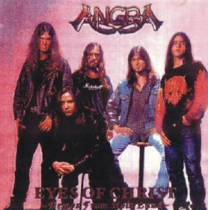 Angra Eyes of Christ (demo) album cover