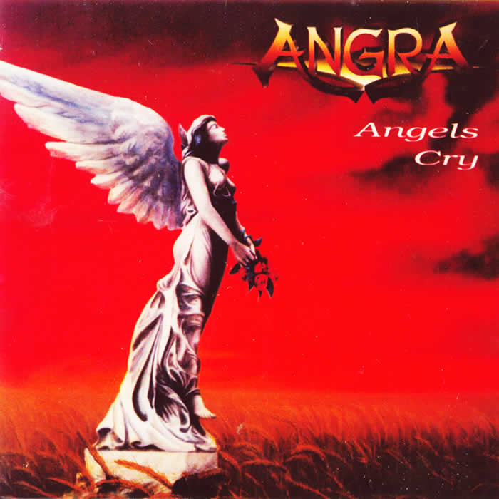 Angra - Angels Cry CD (album) cover