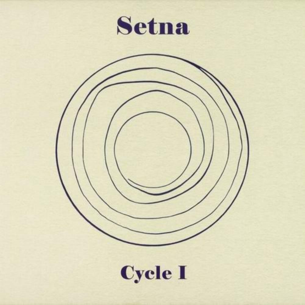 Setna - Cycle I CD (album) cover