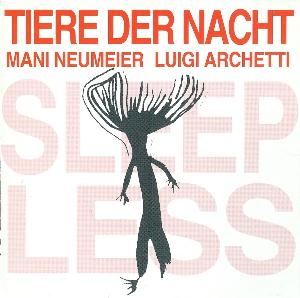 Tiere der Nacht Sleepless album cover