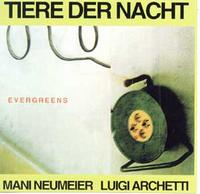 Tiere der Nacht Evergreens album cover