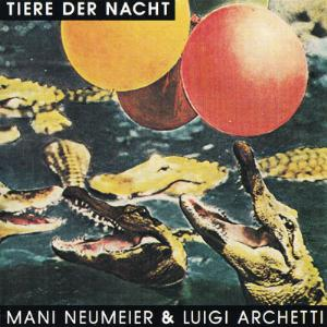 Tiere der Nacht Hot Stuff album cover