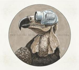 Protest the Hero - Volition CD (album) cover