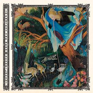 Protest the Hero - Scurrilous CD (album) cover