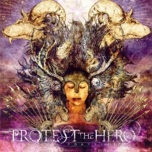 Protest the Hero - Fortress CD (album) cover