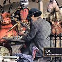 iX - Ora Pro Nobis CD (album) cover