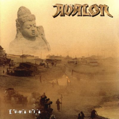 Eurasia by AVALON album cover