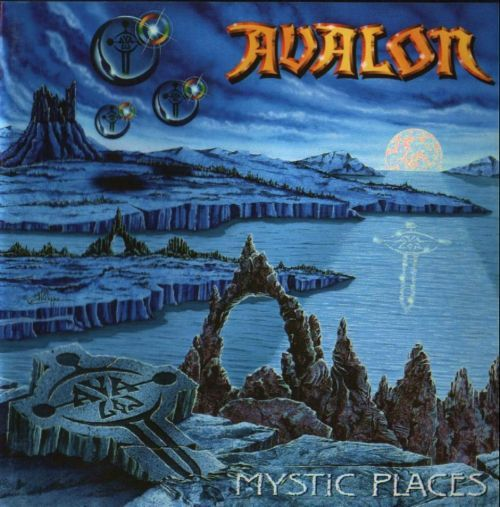 Mystic Places by AVALON album cover