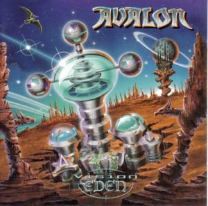 Vision Eden by AVALON album cover