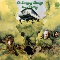Heavy Petting by DR. STRANGELY STRANGE album cover