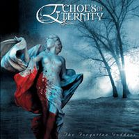 Echoes of Eternity - The Forgotten Goddess  CD (album) cover