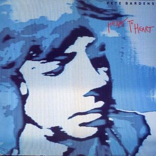Peter Bardens - Heart To Heart CD (album) cover