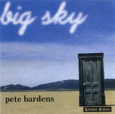 Peter Bardens Big Sky album cover
