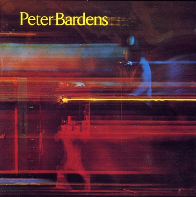 Peter Bardens - Peter Bardens CD (album) cover
