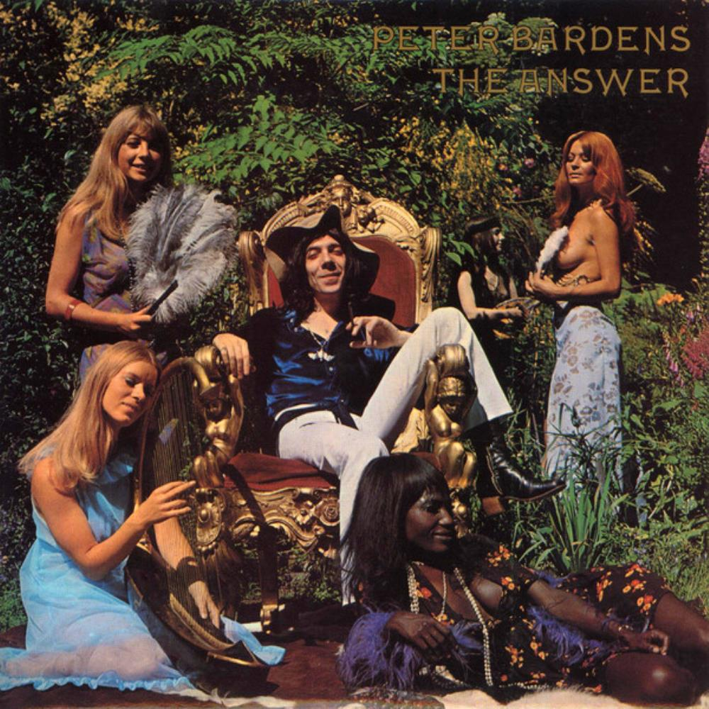 Peter Bardens - The Answer [Aka: Vintage '69] CD (album) cover