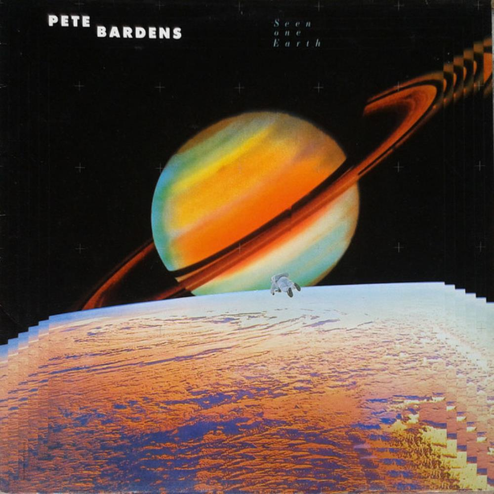 Peter Bardens Seen One Earth album cover