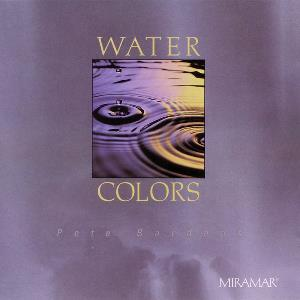 Peter Bardens Water Colours album cover