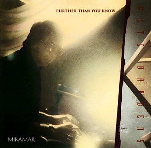 Peter Bardens - Further Than You Know CD (album) cover