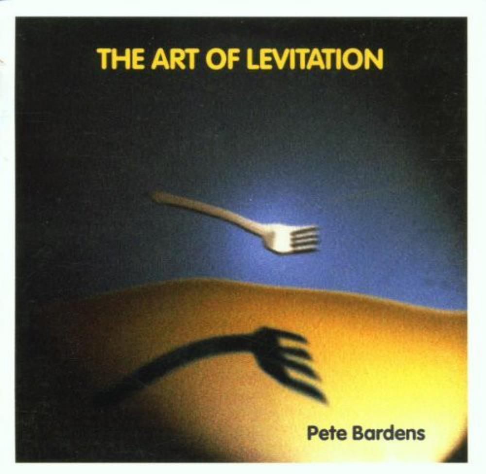 Peter Bardens - The Art Of Levitation CD (album) cover