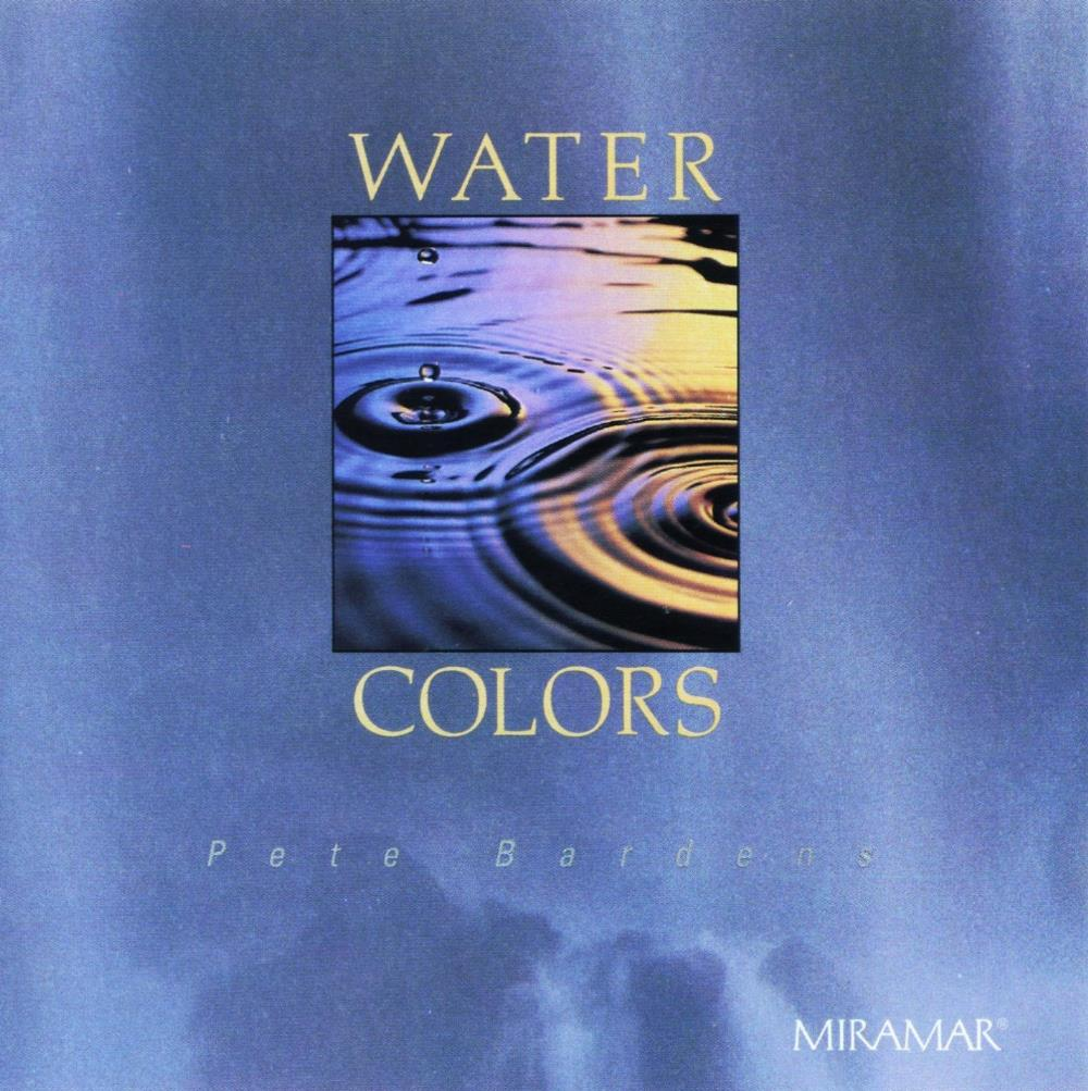 Peter Bardens Water Colors album cover