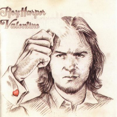 Valentine by HARPER, ROY album cover