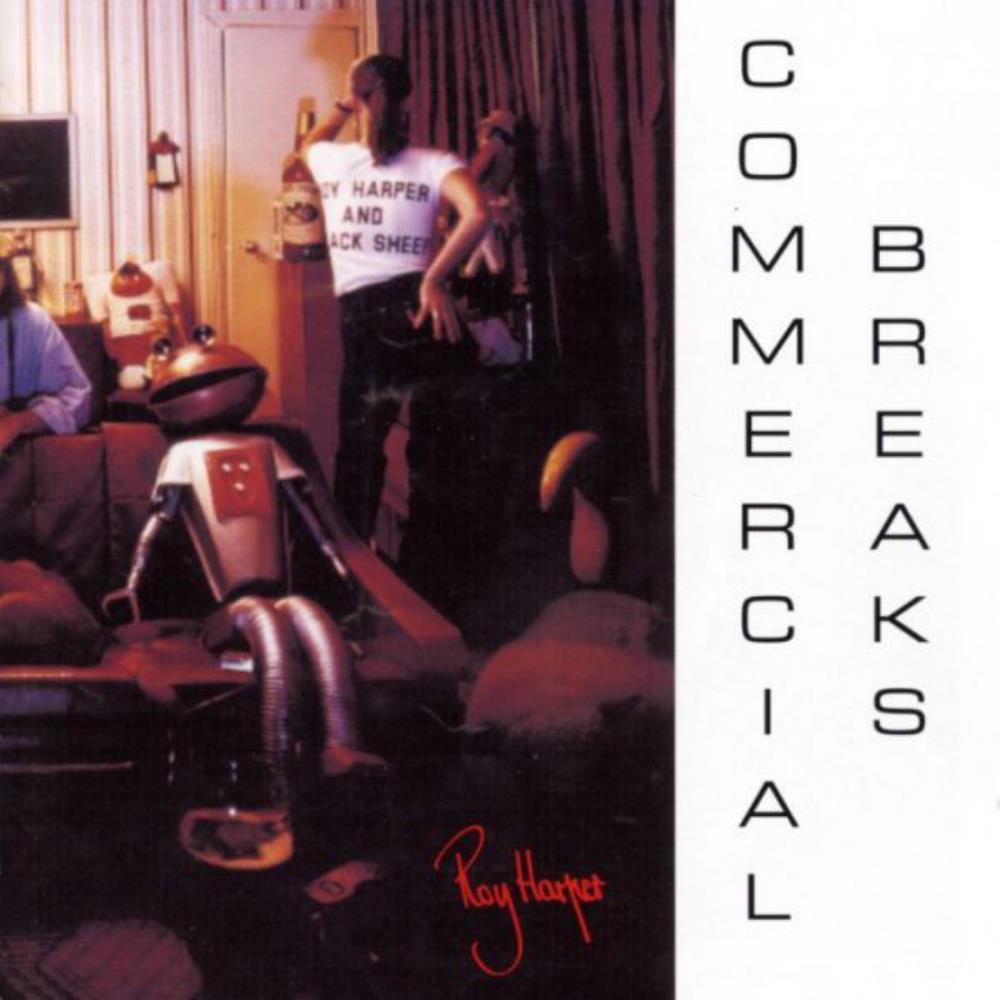 Roy Harper & Black Sheep: Commercial Breaks by HARPER, ROY album cover
