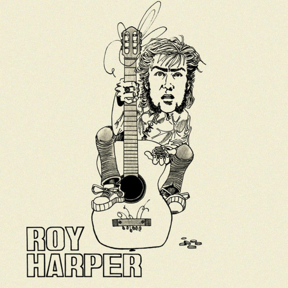 Roy Harper - Sophisticated Beggar CD (album) cover