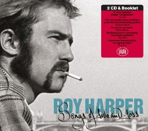 Songs of Love and Loss by HARPER, ROY album cover